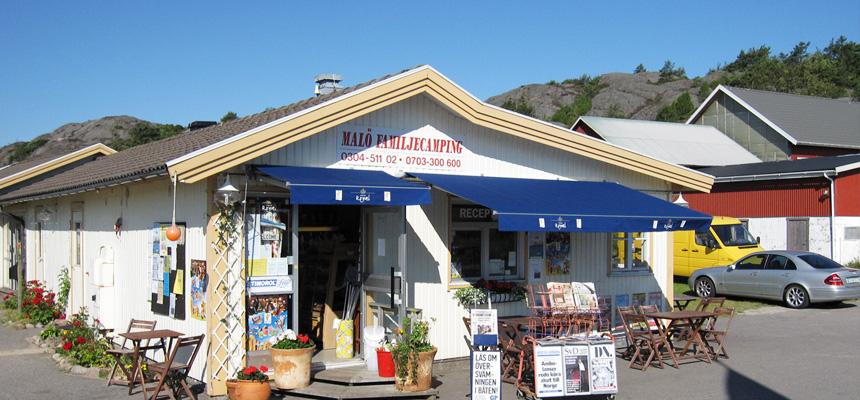 Butiken på Malö